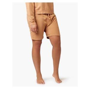 "NWT TKEES Core Shorts ""Cinnamon"" Sz 0/XS"